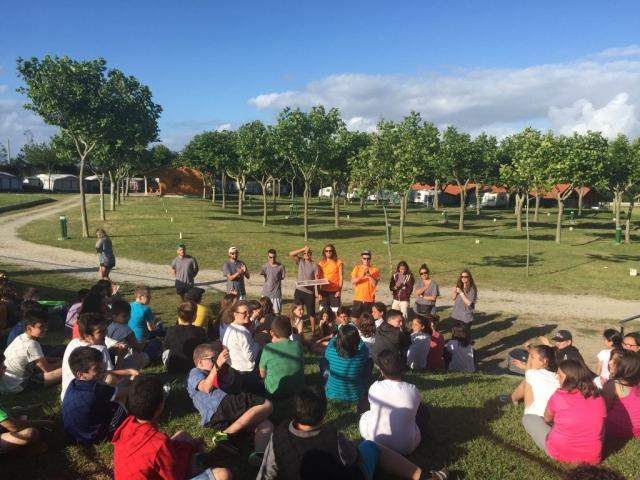 Actividades Paisaxe Summer Camp