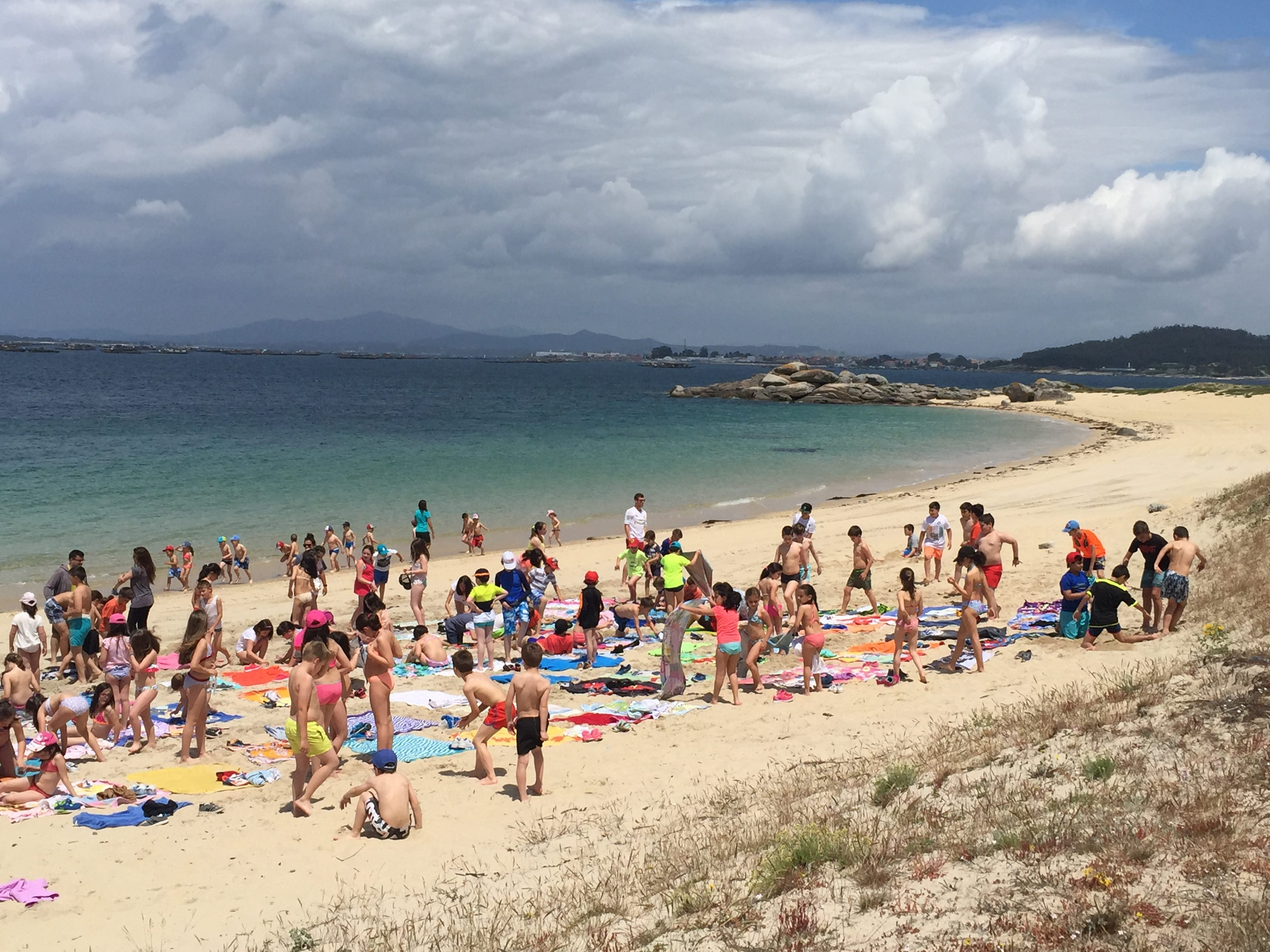 Playa Paisaxe Summer Camp