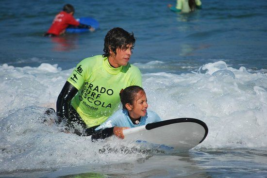 Surf2 Paisaxe Summer camp